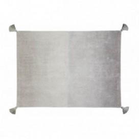 Alfombra colección Degrade gris oscuro - gris