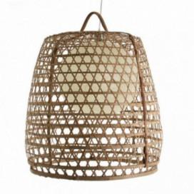 Lámpara Bambú colgante