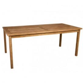 Mesa exterior Triana madera teka natural
