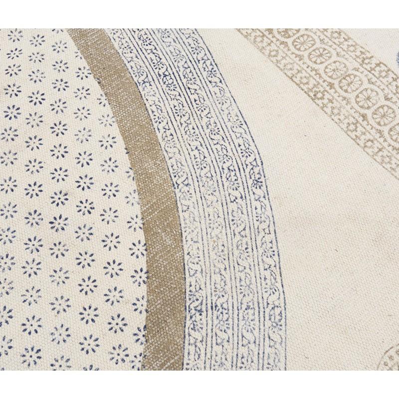 Alfombra kalu 100 algod n indio muebles y decoraci n de - Alfombras de algodon ...