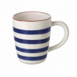Taza serie Blue cerámica