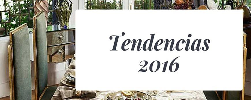 Tendencias decoraci n 2016 actualidad infinitihome for Decoracion 2016 tendencias