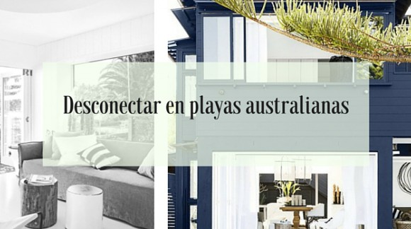 Desconectar en playas australianas