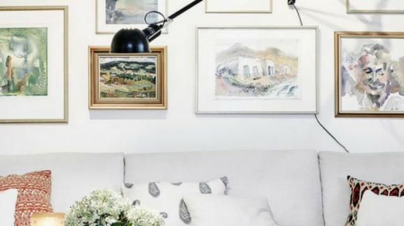 Un apartamento moderno con toques clásicos