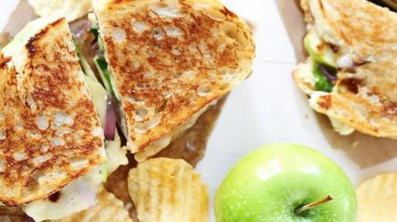 Sándwiches gourmet para chuparse los dedos