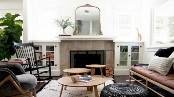 En esta casa se respira diseño