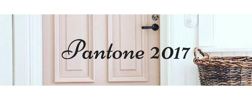 Colores Pantone 2017